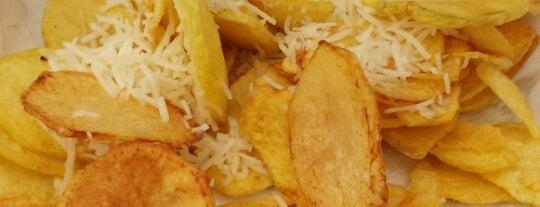 Λαδόκολλα - Απ' το Κορδελιό στο Χαρμάνκιοϊ is one of places to eat.
