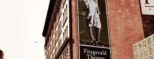 Fitzgerald Theater is one of White Bear Lake Area Hot Spots.