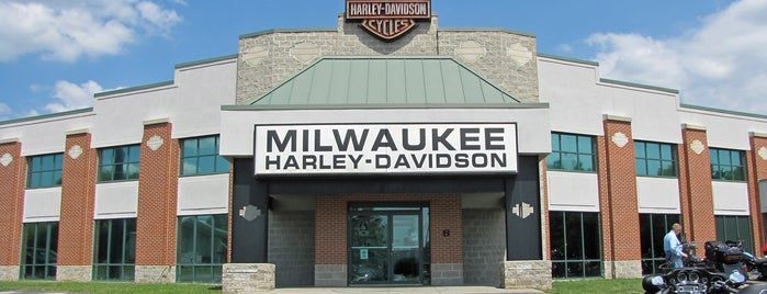 Milwaukee Harley-Davidson is one of Guide to My Milwaukee's best spots.