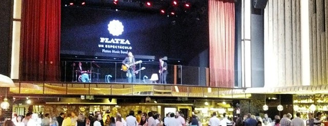Platea Madrid is one of Madrid.