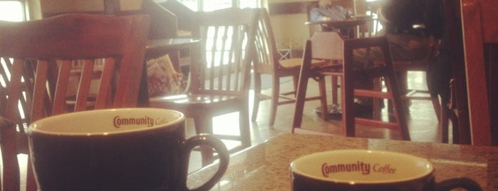 CC's Coffee House is one of Baton Rouge.