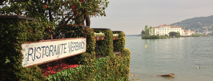 Restaurant Verbano is one of Lago Maggiore.