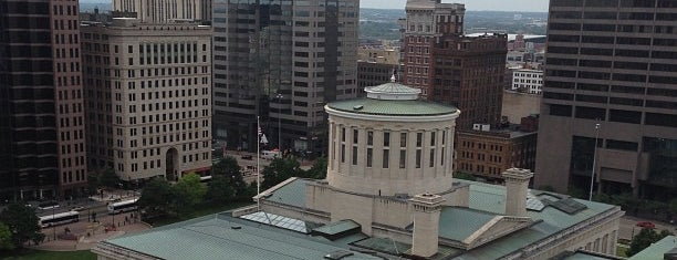 Sheraton Columbus Hotel at Capitol Square is one of Hotel / Casino.