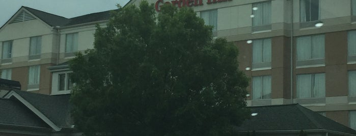 Hilton Garden Inn Atlanta North Point is one of The Regulars.