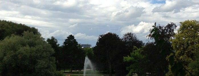 Parc de l'Orangerie is one of Alsace.
