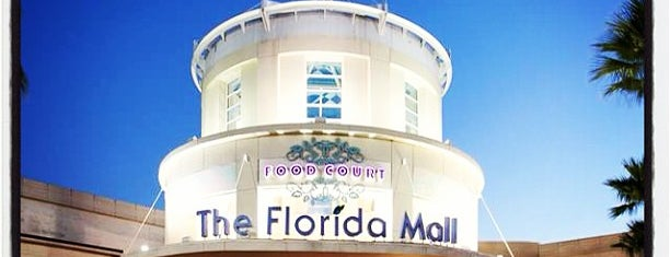 The Florida Mall is one of Orland.