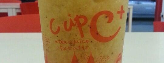 C.upC+ 六星級飲品專賣店 (马来西亚) is one of eating.