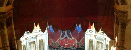 Санкт-Петербургский государственный музей театрального и музыкального искусства is one of Ночь музеев 2017 / ArtNight '17.