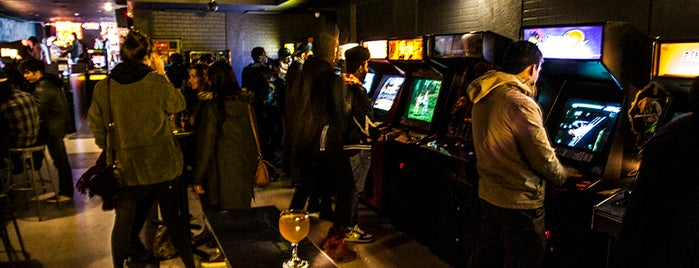Barcade is one of To Do.