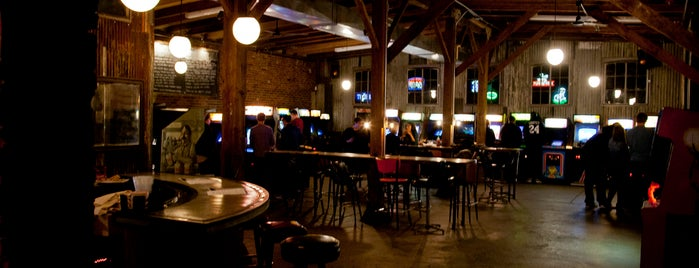 Barcade is one of The 15 Best Spacious Places in Philadelphia.