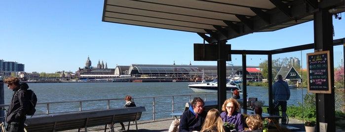 Al Ponte - Caffe' Italiano is one of I ♥ Noord.