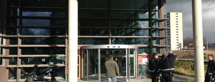 Stadsdeelkantoor Amsterdam-Noord is one of I ♥ Noord.