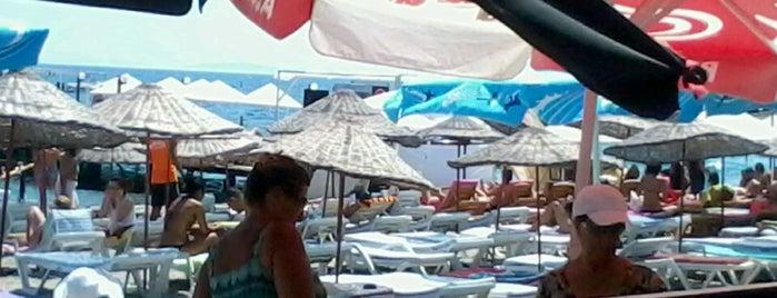 Kristal Cafe&Plaj is one of doğallık..