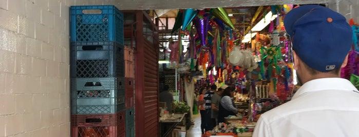 Mercado de Coyoacán is one of Mexico City.