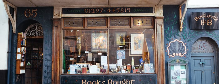 The Sanctuary Bookshop is one of To Shop (Books).