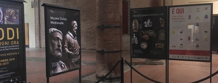 Museo Civico Medievale is one of ZeroGuide • Bologna.