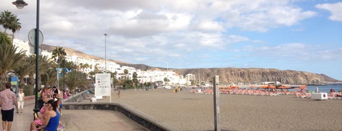 Las Vistas Beach is one of Where I have been.