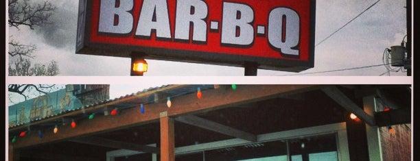 Hinze Bar-B-Que Inc is one of Favorite Restaurants.