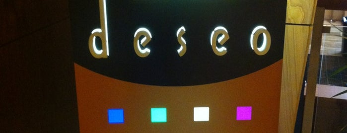 Deseo is one of Rob's Food Spots.