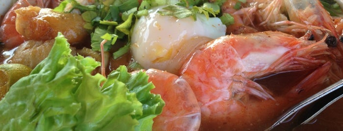 Mee Udang Banjir, Kuala Selangor is one of Best Restaurant.