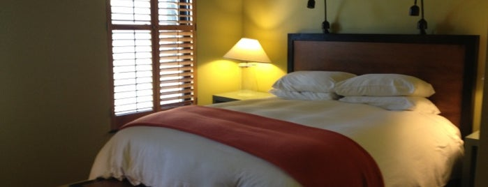 Hotel Healdsburg is one of Best Places to Check out in United States Pt 6.