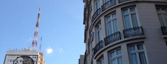 HTL 9 de Julio Hotel is one of Buenos aires.