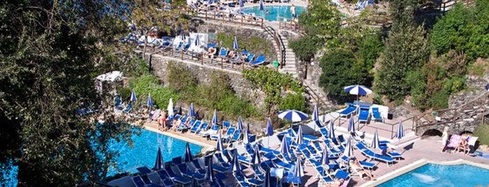 Parco Termale Castiglione is one of Napoli.