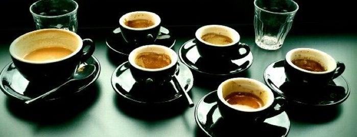 coffee nerd is one of Don't do Starbucks et al.!.