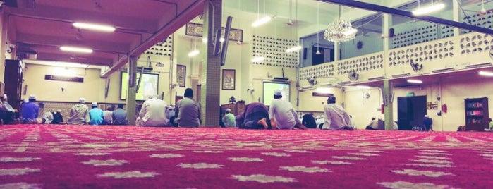 Masjid Al-Ridhuan is one of masjid.