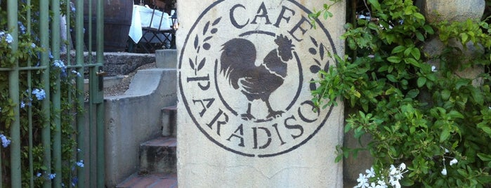 Cafe Paradiso is one of To visit: Food.
