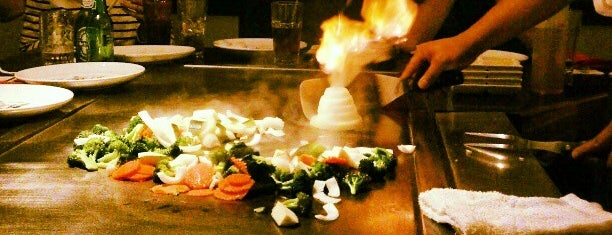 Kobe Japanese Steakhouse & Sushi Bar is one of Dining in Orlando, Florida.