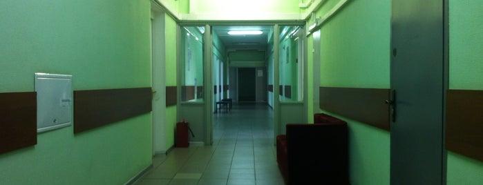 Поликлиника № 191 (филиал № 4) is one of Поликлиники ЗАО, ВАО, ЦАО.