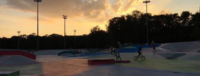 Скейтпарк Останкино is one of Skateparks.