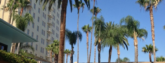 Tropicana at the Roosevelt is one of California.