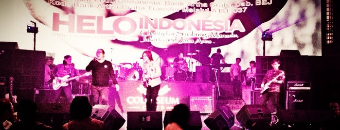 Colosseum Club is one of Anni in Jakarta.