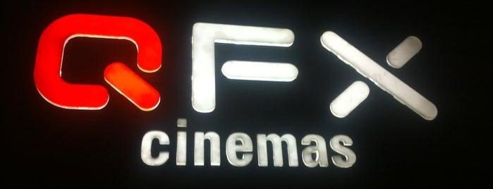 QFX Cinemas is one of Yeti Trail Adventure.