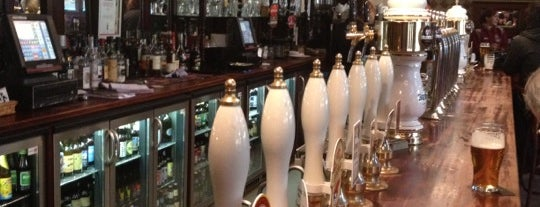 Sheffield Tap is one of Favourite Boozers.