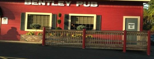 Bentley Pub is one of Eateries.