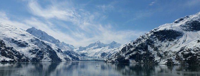 Glacier Bay National Park is one of National Parks.