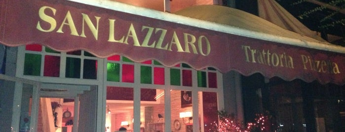 Trattoria San Lazzaro is one of beyoglu.