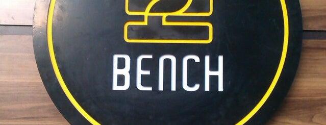 Bench is one of Ankara'nın Kaliteli Mekanları.