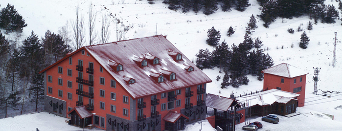 Dedeman Palandöken Ski Lodge is one of Top 10 dinner spots in Erzurum.