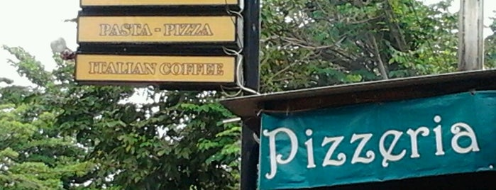 Nanamia Pizzeria is one of Culinary @ Jogja.