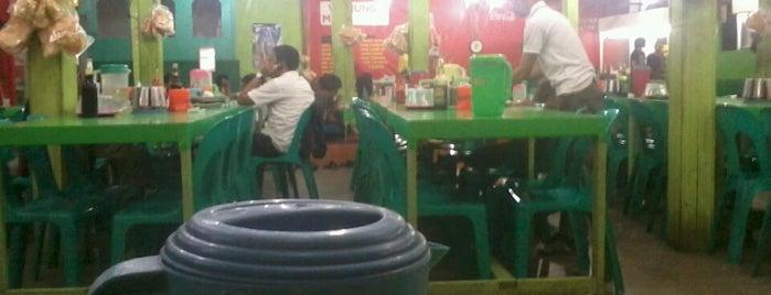 Warung Makan Mas Angga is one of Food Territory.