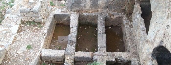 Yedi Uyuyanlar Mağarası is one of ordan burdan.