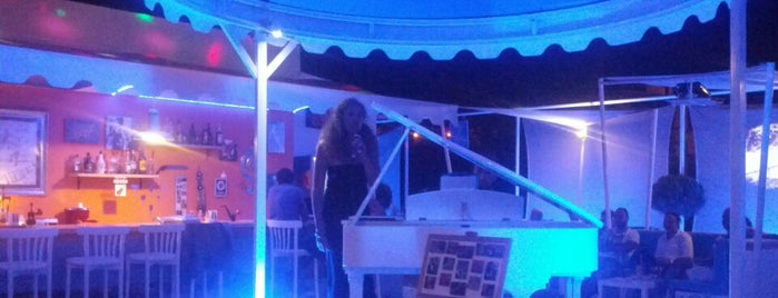 Piano Jazz Bar is one of Marmaris selimiye.