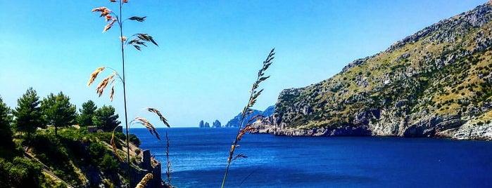 Baia di nerano is one of Italy.