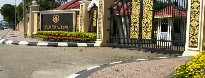 Istana Nur Nadhirah is one of Working place.