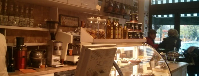 Mamma Mia Coffee Lab is one of Sofia - Cafés.