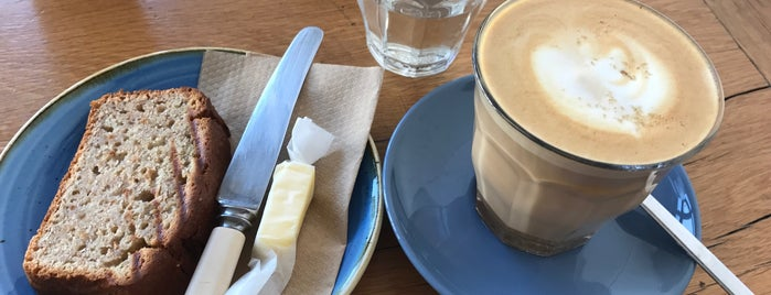 Campbell & Syme is one of The 15 Best Coffee Shops in London.